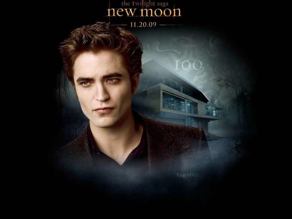 Edward-New-Moon-twilight-series-7245051-1024-768 - сумреки обои