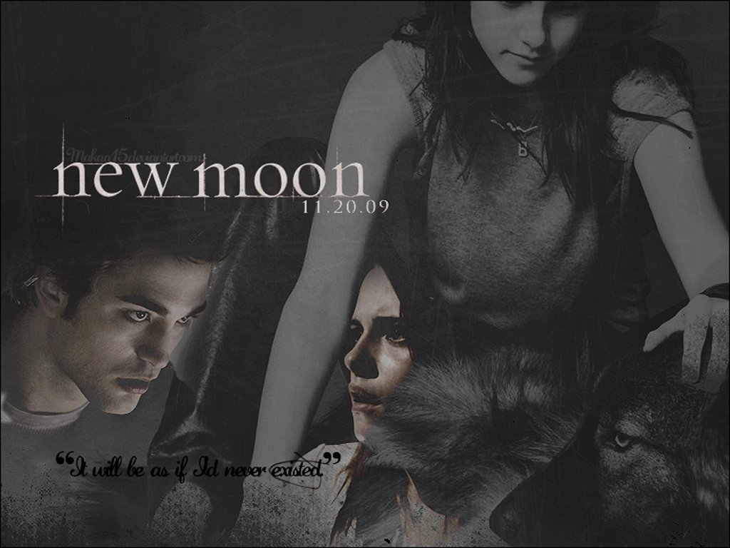 New-Moon-Wallpaper-twilight-series-7014193-1024-768 - сумреки обои