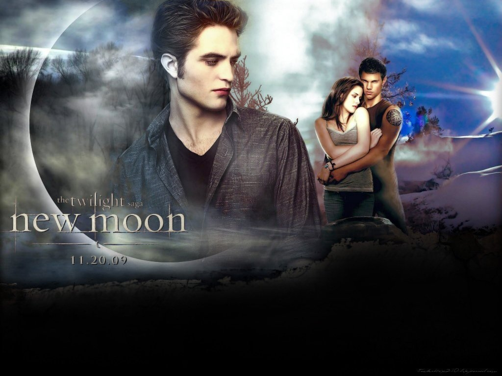 New-Moon-Wallpaper-twilight-series-7180403-1024-768 - сумреки обои