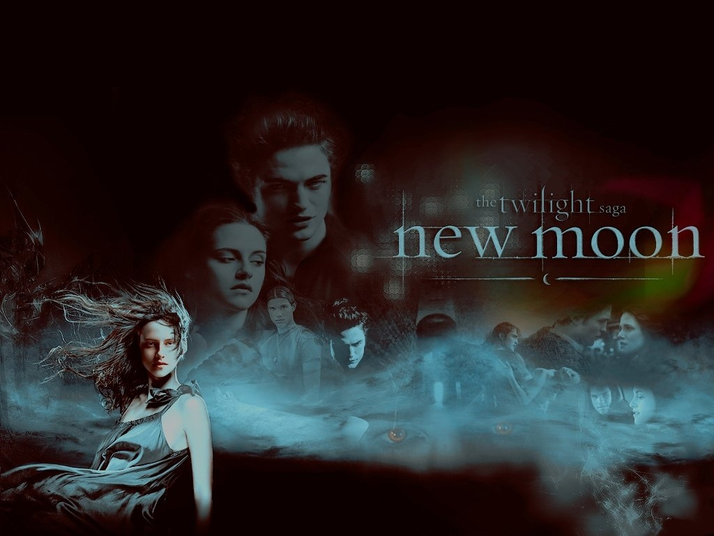 New-Moon-twilight-series-8024657-1024-768 - сумреки обои