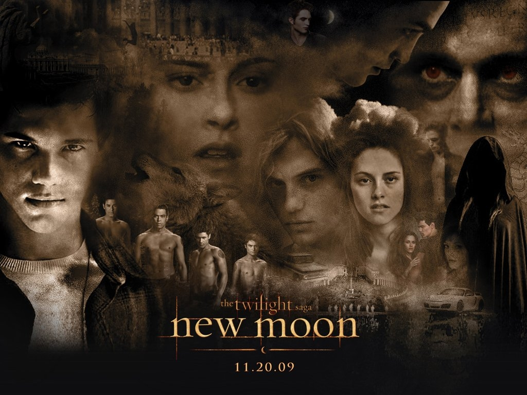 new-moon-wallpaper-everything - сумреки обои