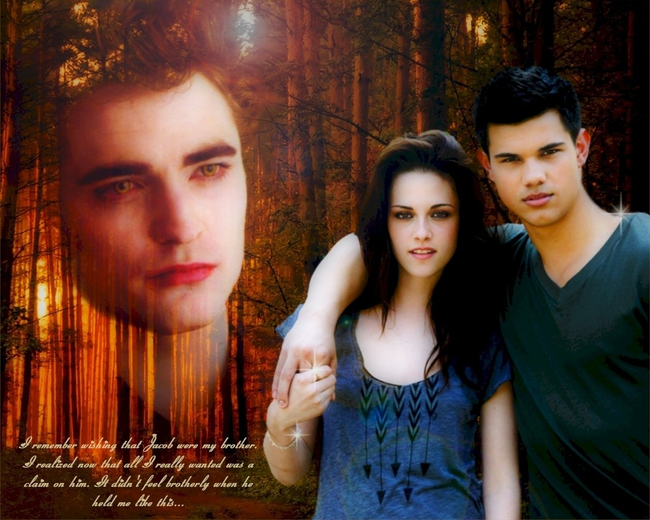 Edward-Bella-Jacob-twilight-series-8380315-1280-1024 - сумреки обои