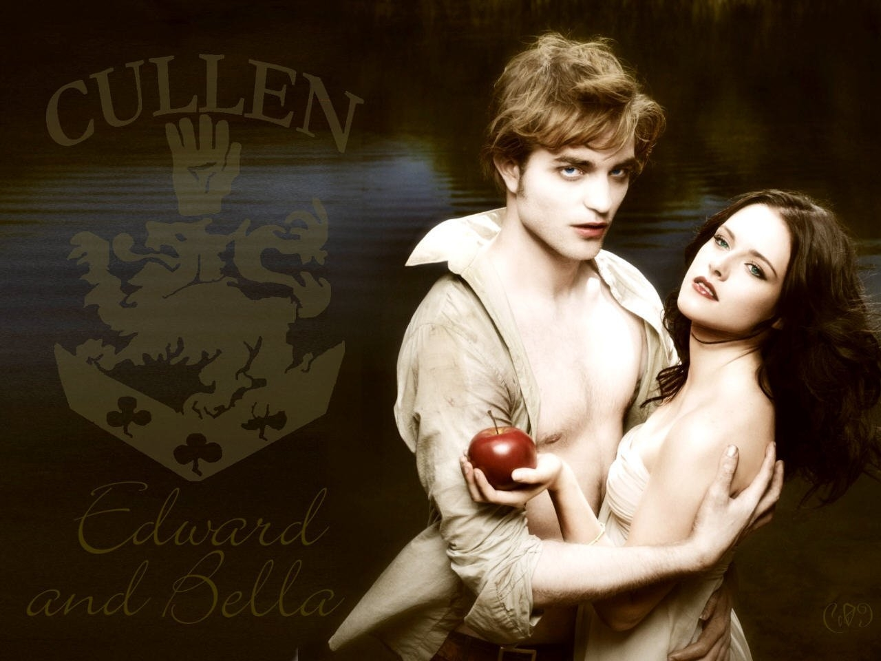 Edward-and-Bella-twilight-series-7119321-1280-960 - сумреки обои