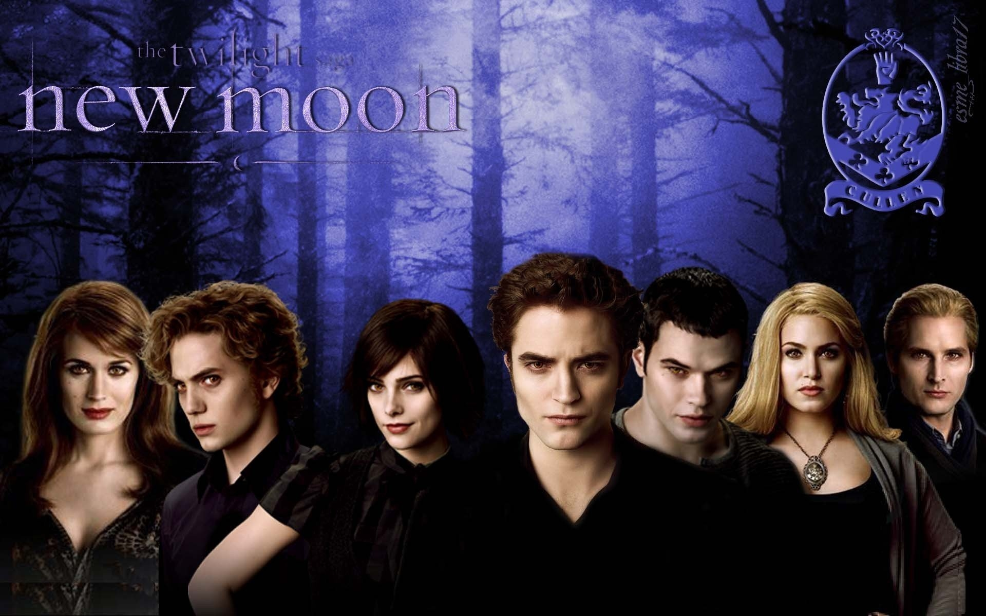 New-Moon-Wallpaper-The-Cullens-twilight-series-7428278-1920-1200 - сумреки обои