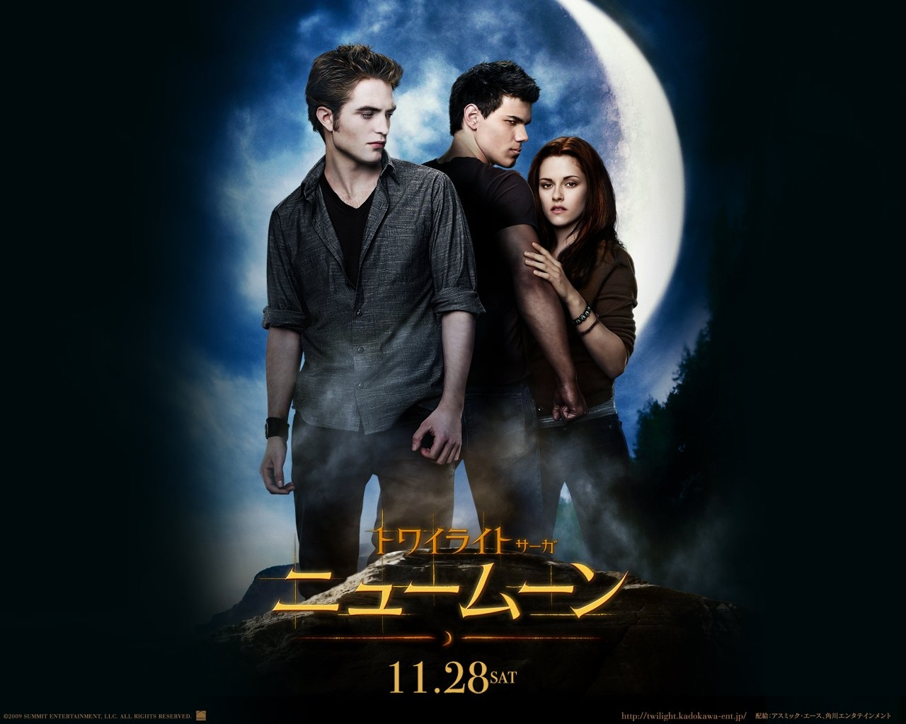 The-Twilight-Saga-New-Moon-Wallpapers19 - сумреки обои